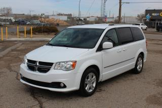 Used 2015 Dodge Grand Caravan Crew CLEARANCE PRICED for sale in Regina, SK