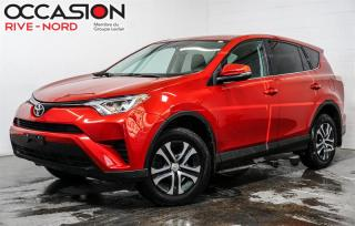 Used 2016 Toyota RAV4 LE AWD BLUETOOTH+A/C for sale in Boisbriand, QC