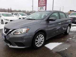 Used 2016 Nissan Sentra 1.8 SV LOW KMS !!  SUNROOF !!  HEATED SEATS !! for sale in Cambridge, ON