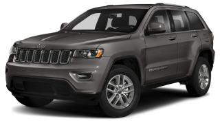 Used 2018 Jeep Grand Cherokee Laredo for sale in Ottawa, ON