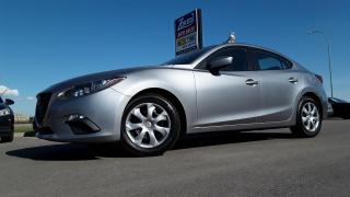 Used 2014 Mazda MAZDA3 GX-SKY for sale in Brandon, MB