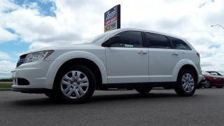 Used 2016 Dodge Journey CVP/SE Plus for sale in Brandon, MB