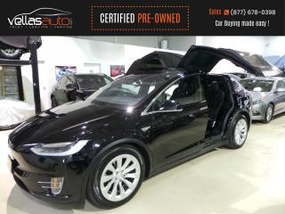 Used 2016 Tesla Model X 75D AWD| 6PASS| AUTOPILOT for sale in Vaughan, ON