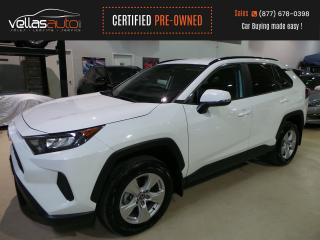 Used 2019 Toyota RAV4 AWD| APPLE CARPLAY| HEATED SEATS for sale in Vaughan, ON