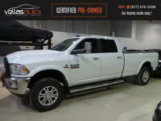 Used 2018 RAM 2500 Laramie LARAMIE| CREW CAB| 6.7L CUMMINS DIESEL for sale in Vaughan, ON