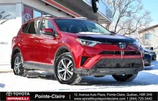 Used 2018 Toyota RAV4 LE FWD for sale in Pointe-Claire, QC