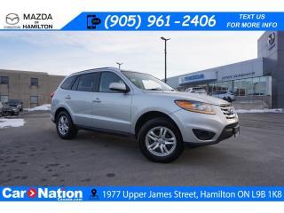 Used 2011 Hyundai Santa Fe GL | AS-TRADED | XM RADIO | BLUETOOTH | for sale in Hamilton, ON