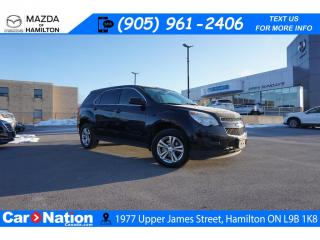 Used 2011 Chevrolet Equinox LS | AS-TRADED | CRUISE CONTROL | ALLOYS for sale in Hamilton, ON