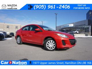 Used 2012 Mazda MAZDA3 GS-SKY GS   AS-TRADED   6 SPEED for sale in Hamilton, ON