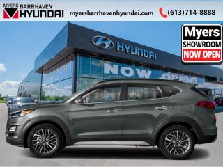 New 2020 Hyundai Tucson Ultimate  - Navigation -  Leather Seats - $228 B/W for sale in Nepean, ON
