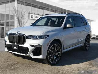 New 2020 BMW X7 M50i - Let US Go The Extra Mile for sale in Winnipeg, MB
