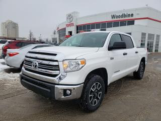 Used 2017 Toyota Tundra SR5 Plus 5.7L V8 for sale in Etobicoke, ON