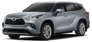 New 2020 Toyota Highlander LIMITED  for sale in Etobicoke, ON