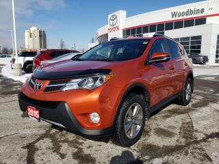 Used 2015 Toyota RAV4 XLE for sale in Etobicoke, ON