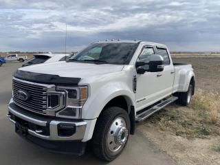 Used 2020 Ford F-450 King Ranch NAVIGATION | LEATHER | AWD | PANORAMIC SUNROOF | REMOTE START- USED FORD DEALER for sale in Fort Saskatchewan, AB