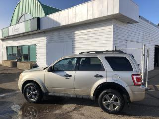 Used 2010 Ford Escape XLT Automatic for sale in Edmonton, AB