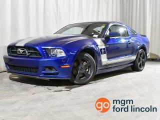 Used 2014 Ford Mustang V6 Premium RWD | 6- SPEED MANUAL for sale in Red Deer, AB
