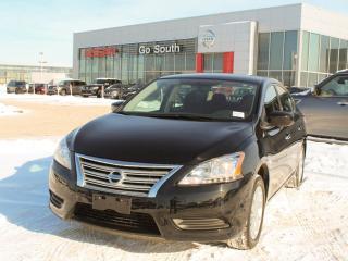 Used 2015 Nissan Sentra SV, AUTO, NAVIGATION for sale in Edmonton, AB