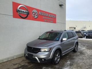 Used 2017 Dodge Journey Crossroad for sale in Edmonton, AB