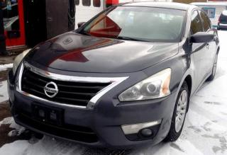 Used 2013 Nissan Altima 2.5 S for sale in St. Catharines, ON
