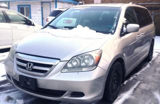 Used 2007 Honda Odyssey EX-L W/ DVD for sale in St. Catharines, ON