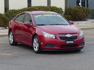 Used 2014 Chevrolet Cruze LEATHER,REAR-CAMERA,DIESEL,NAVI,NO-ACCIDENT,LOADED for sale in Mississauga, ON