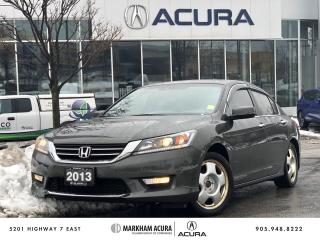 Used 2013 Honda Accord Sedan L4 EX-L CVT for sale in Markham, ON