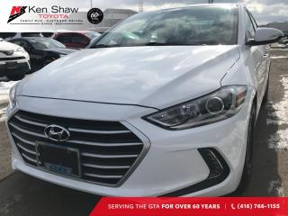 Used 2017 Hyundai Elantra for sale in Toronto, ON
