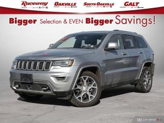 Used 2018 Jeep Grand Cherokee l Nav l Htd Seats l Leather l Pano-Roof l for sale in Etobicoke, ON