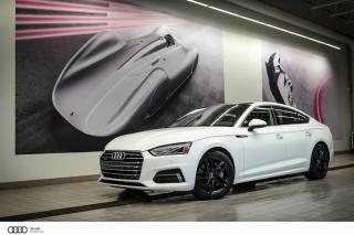 Used 2019 Audi A5 KOMFORT - 2.0 TURBO TFSI - AWD QUATTRO for sale in Sherbrooke, QC