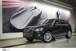 Used 2016 Audi Q5 PROGRESSIV - 2.0 TFSI - QUATTRO AWD for sale in Sherbrooke, QC