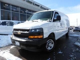 Used 2019 Chevrolet Express 2500 Work Van REAR CAMERA/ONLY 29,000 KMS for sale in Concord, ON