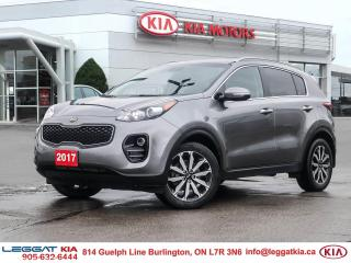 Used 2017 Kia Sportage BLUETOOTH, HEATED SEATS, CRUISE, AIR CONDITIONING, BACKUP CAMERA for sale in Burlington, ON