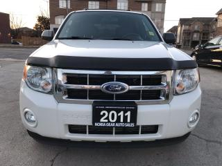 Used 2011 Ford Escape 4WD|XLT|Leather|Sunroof|Accident free|One Mileage for sale in Burlington, ON