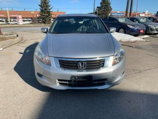 Used 2008 Honda Accord EX-L for sale in Toronto, ON