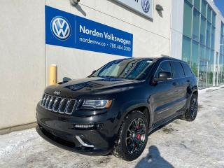 Used 2014 Jeep Grand Cherokee SRT8 FULLY LOADED - 470 HP! for sale in Edmonton, AB