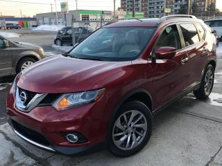 Used 2014 Nissan Rogue SL for sale in Brampton, ON