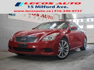 Used 2008 Infiniti G37 Premium for sale in North York, ON