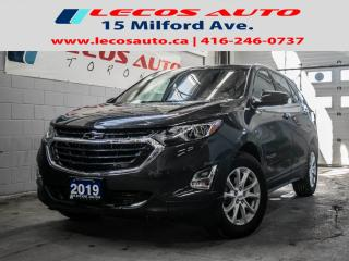 Used 2019 Chevrolet Equinox LT full factory warranty for sale in North York, ON