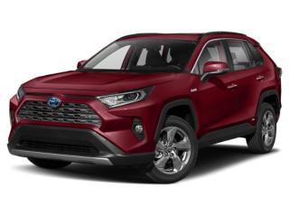 New 2020 Toyota RAV4 Hybrid Limited  - Leather Seats - $165.36 /Wk for sale in Richmond Hill, ON