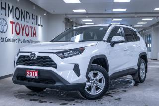 Used 2019 Toyota RAV4 AWD LE for sale in Richmond Hill, ON