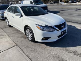 Used 2018 Nissan Altima 2.5 Sedan for sale in Toronto, ON