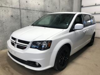 Used 2019 Dodge Grand Caravan GT CUIR SIEGES ET VOLANT CHAUFFANTS CAMERA DE RECUL 2RM 283HP for sale in St-Nicolas, QC