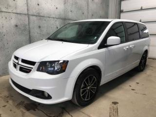 Used 2019 Dodge Grand Caravan GT CUIR SIEGES ET VOLANTS CHAUFFANTS CAMERA DE RECUL 2RM 283HP for sale in St-Nicolas, QC