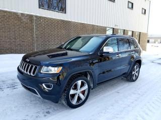 Used 2014 Jeep Grand Cherokee *V8 5.7L HEMIø=% Entretenu au concession for sale in St-Eustache, QC