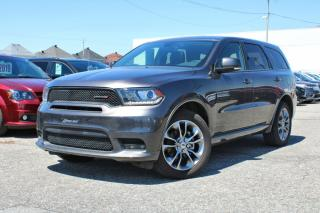Used 2019 Dodge Durango GT AWD *CUIR*DVD*TOIT*GPS*V6* for sale in Brossard, QC