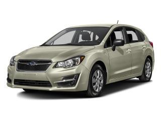Used 2016 Subaru Impreza 5DR HB CVT 2.0I W for sale in Gatineau, QC