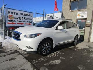 Used 2014 Infiniti QX60 Traction intégrale, 7 Passagers for sale in Montréal, QC