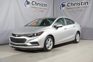 Used 2016 Chevrolet Cruze LT NEW BODY DEM A DISTANCE BLUETOOTH MYLINK for sale in Montréal, QC