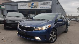 Used 2018 Kia Forte LX+ Backup cam, h/seats for sale in Etobicoke, ON